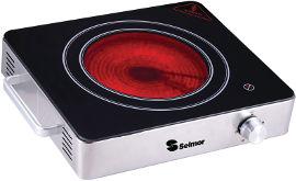 Selmor כירה חשמלית קרמית משפת יחיד דגם 565