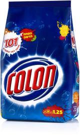 קולון אבקת כביסה מנקה 101 כתמים
