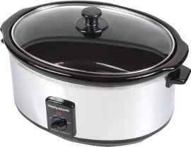 MORPHY RICHARDS סיר בישול איטי 8 ליטר נירוסטה דגם 48735