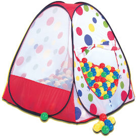 I AM אוהל כדורים קסום שלי עם 100 כדורים