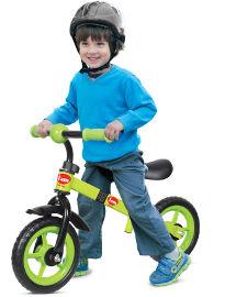 I AM אופני איזון ירוק