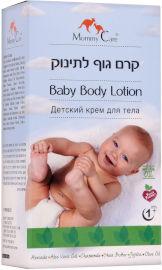 מאמי קר קרם לחות לתינוק מכיל רכיבים טבעיים ושמנים אורגניים
