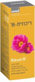 ריכוזית ריכוזית H - תערובת תמציות צמחים להכנת משקה בטעם דובדבן