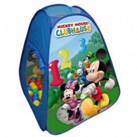Disney אוהל כדורים מיקי מאוס 100 כדורים
