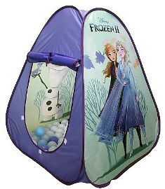 Disney אוהל כדורים פרוזן  100 כדורים