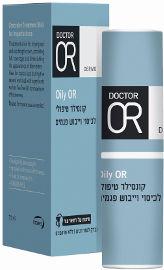 דוקטור עור OILY-OR קונסילר  טיפולי לכיסוי וייבוש פגמים