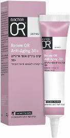 דוקטור עור RENEW-OR קרם עיניים אנטי אייג'ינג לעור בוגר +30