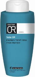 דוקטור עור SEBO-OR שמפו לטיפול בקשקשים ובקרקפת מגורה