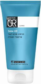 דוקטור עור SEBO-OR אל-סבון לעור פנים רגיש ואדמומי