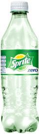 ספרייט ZERO משקה מוגז ממותק בסטיביה בטעם למון ליים דל קלוריות