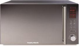 MORPHY RICHARDS מיקרוגל גריל 25 ליטר דגם 44566