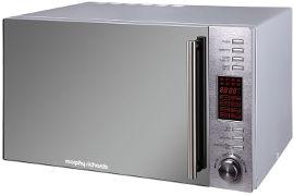 MORPHY RICHARDS מיקרוגל גריל 30 ליטר דגם 44567