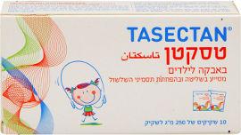 טסקטן באבקה לילדים מסייע בשליטה ובהפחתת תסמיני השלשול