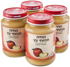 פרינוק מחית תפוחי עץ שלב 3