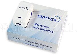 M.D.S. Pharm Cure-EX - מכשיר לייזר ביתי הראשון מסוגו בעולם לטיפול בפטרת ציפורניים