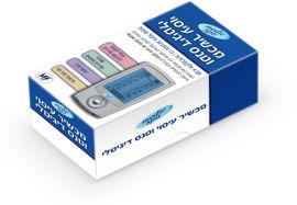 מדיק ספא מכשיר עיסוי וטנס דיגיטלי - 4 אלקטרודות
