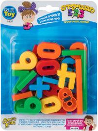 Smart Kids מגנטיקידס 1,2,3 37 חל' BC - סמארט קידס