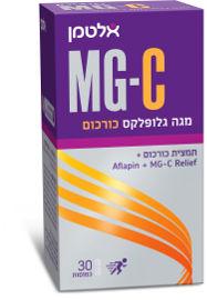 מגה גלופלקס MG-C מגה גלופלקס כורכום