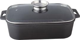 MORPHY RICHARDS רוסטר+מכסה ארומטי BLACK SHALE דגם MRCR20035