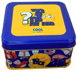 """Cool Games """"מי זה מה זה?""""-משחק חשיבה לילדים"""