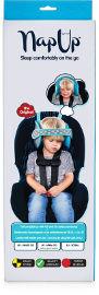 NapUp תומך ראש לילדים הנרדמים ברכב - כחול