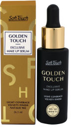Soft Touch GOLDEN TOUCH מייק אפ