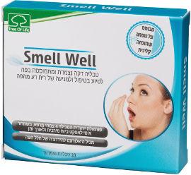 3OL SMELL WELL לסיוע בטיפול ולמניעה של ריח רע מהפה