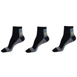 ZA-KEN גרביים בריאותיות דגם QB אפור מידה 42-46