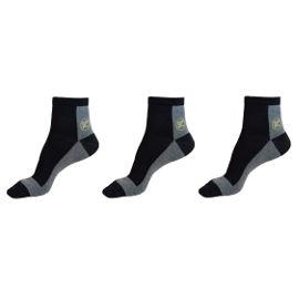 ZA-KEN גרביים בריאותיות דגם QB שחור מידה 42-46