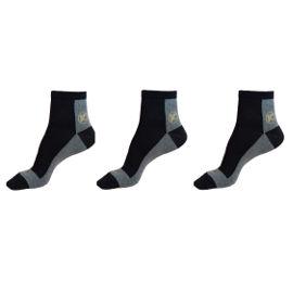 ZA-KEN גרביים בריאותיות דגם QB אפור מידה 37-41