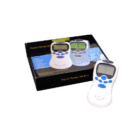 ASTEC מכשיר לטיפול ולשיכוך כאבים משלב TENS + EMS