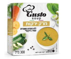 Gusto מרק ירקות