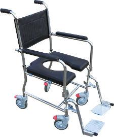 העיקר הבריאות כיסא רחצה ושירותים עם גלגלים