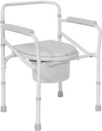 העיקר הבריאות כיסא שירותים מתקפל