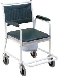 העיקר הבריאות כיסא שירותים עם גלגלים
