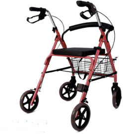העיקר הבריאות רולטור 4 גלגלים