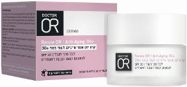 דוקטור עור RENEW-OR קרם יום אנטי אייג'ינג לעור בוגר +30   SPF15