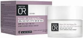 דוקטור עור RETIN-OR  קרם יום אנטי אייג'ינג לעור בוגר +45  SPF15