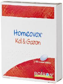 בוארון HOMEOVOX KOL&GARON -הומאווקס קול וגרון