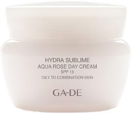 GA-DE HYDRA SUBLIME AQUA קרם יום עם תמצית ורדים לעור שמן ומעורב