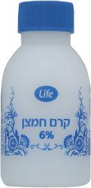 Life קרם חמצן 6%
