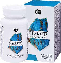 Life קוואנטום מולטיויטמין