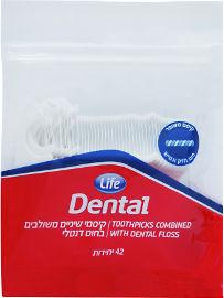 Life Dental קיסם משולב רגיל משופר