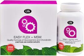 Life איזי פלקס בתוספת MSM