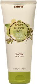 שביט סבון פנים עץ התה