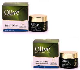 Olive זוג קרמי לחות לעור רגיל/מעורב