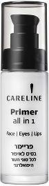 CARELINE פריימר ALL IN 1 בסיס למייק אפ