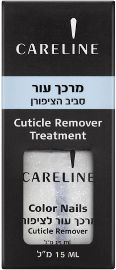 CARELINE COLOR NAILS מרכך עור מסביב לציפורן
