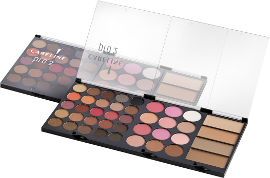 CARELINE MASTER MAKE UP PALETTE מארז מקצועי לאיפור