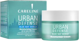 CARELINE URBAN DEFENSE קרם לחות והגנה SPF25